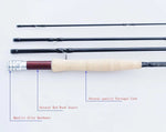 "Czech Nymph fly rod 10'0"" #4/5"