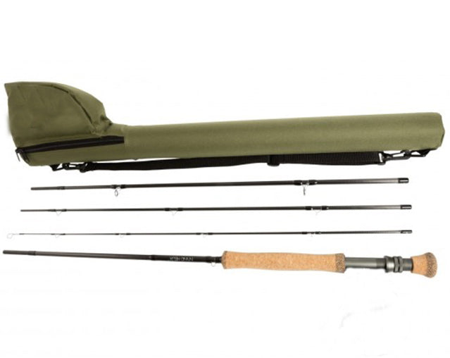 Australia brand: Rod & Fly----River to Reef Nano Helix Universal Fly Rod 9'0