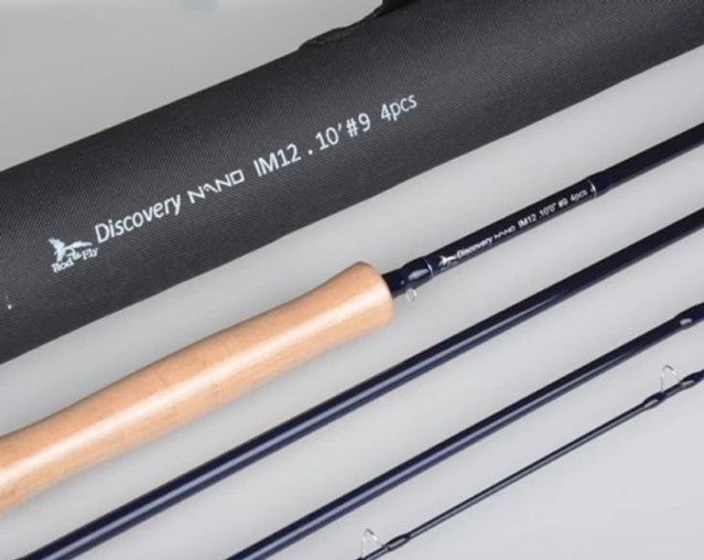 Rod &Fly--- Discovery NANO Salt Fly Rod 10'0