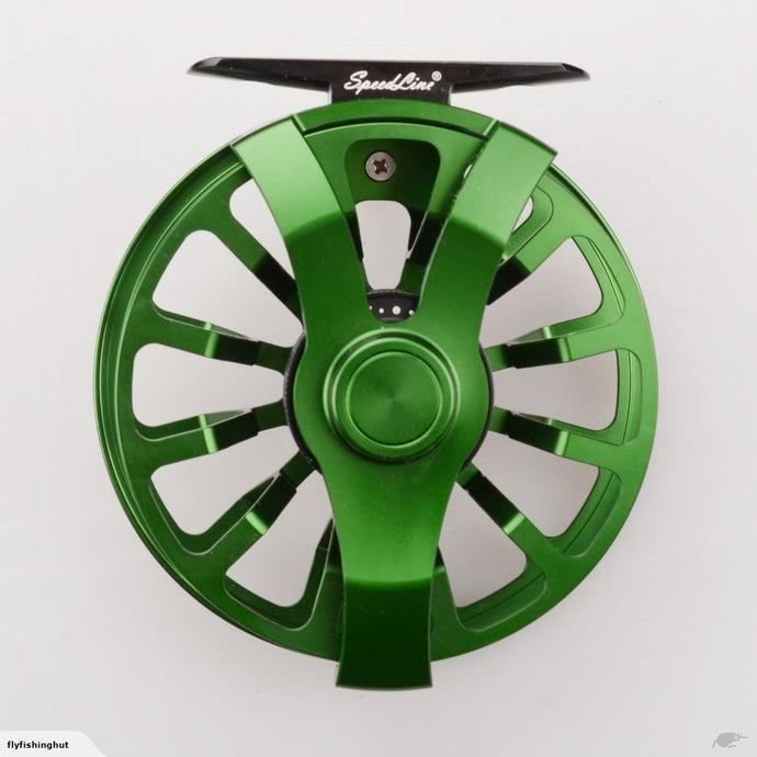 CNC Fly reel,Top quality #4/6