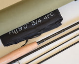 "100% carbon, NANO IM10,Fly rod 9'0""#3/4"