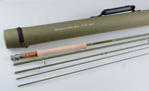 "Discovery IM12 10'0""#3 Czech Nymph fly rod"