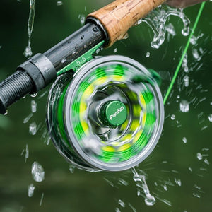 PISCIFUN Fly reel #3/4
