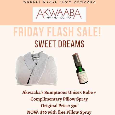 Friday Flash Sale Sweet Dreams