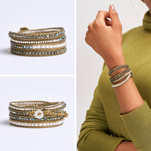 Load image into Gallery viewer, Adhara Wrap Bracelet
