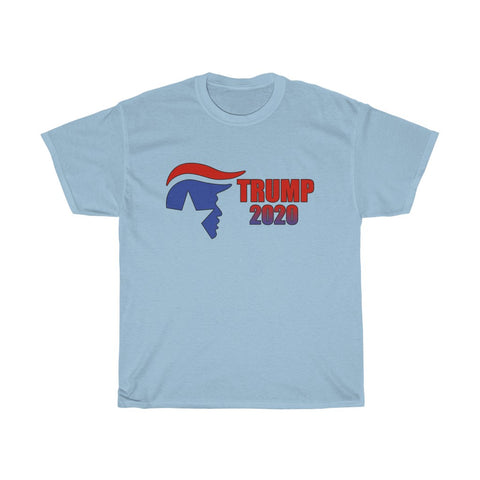 Trump 2020 Unisex Heavy Cotton Tee-0057