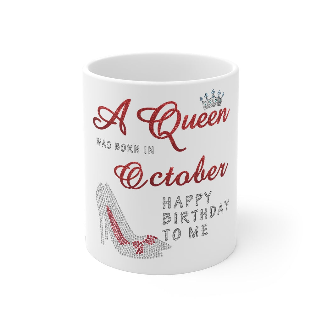 October Girl Coffee Cup - OG002B