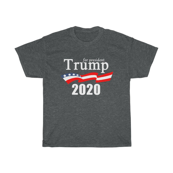Trump 2020 Unisex Heavy Cotton Tee-0062