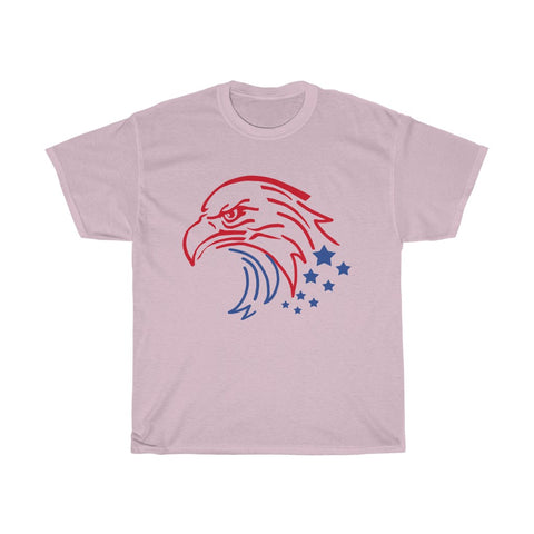 Eagle Unisex Heavy Cotton Tee-0019