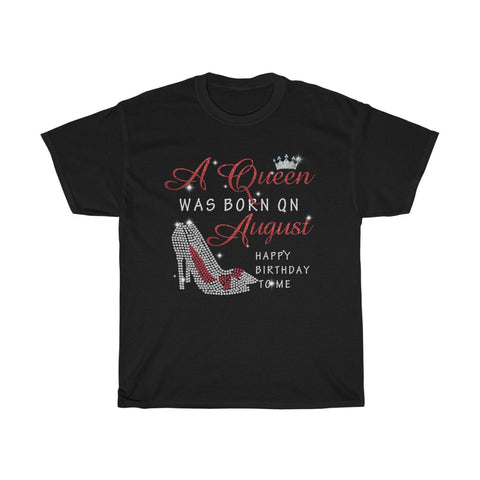 August Girl Unisex Heavy Cotton Tee-0067