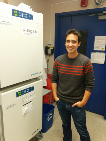 Andrew Pelling at Pelling Lab: Laboratory for Biophysical Manipulation