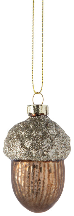 Bronze Acorn Ornament