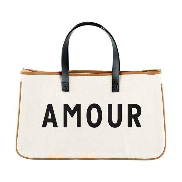 Canvas Tote - Amour