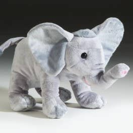 Ellie the Lavender Elephant