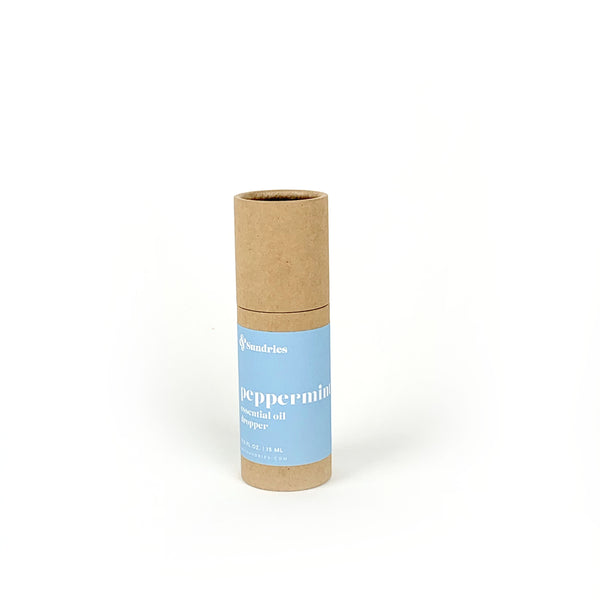 &Sundries Peppermint Essential Oil Dropper