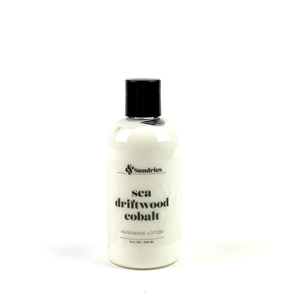 Sea Driftwood Cobalt Body Lotion