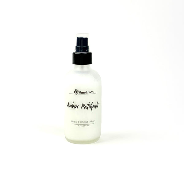 Amber Patchouli Room Spray