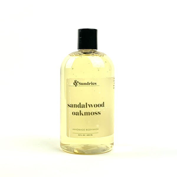 Sandalwood Oakmoss Bodywash