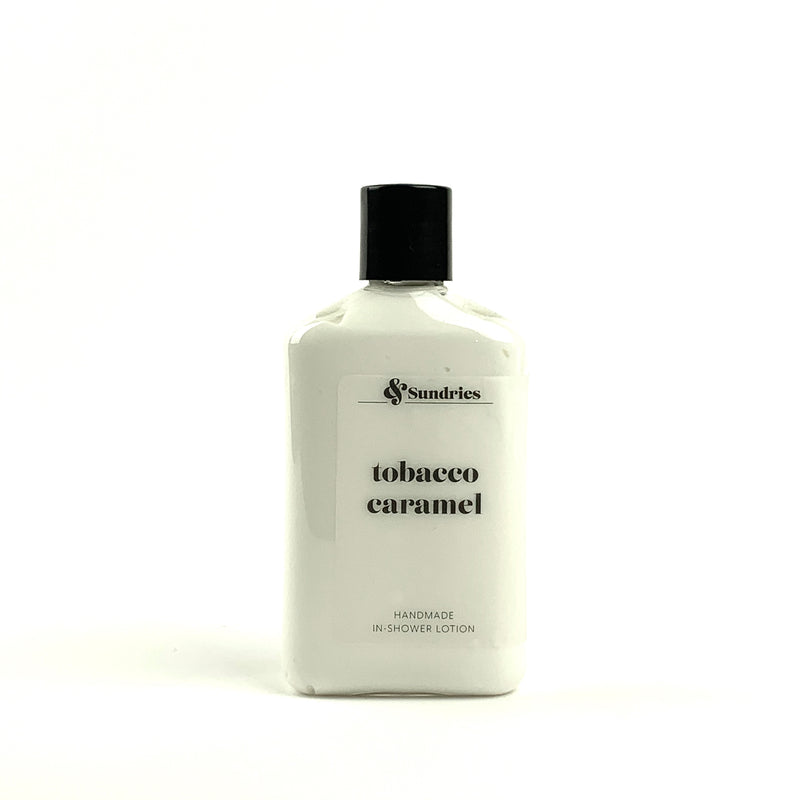 Tobacco Caramel In-Shower Lotion