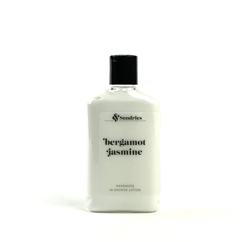 Bergamot Jasmine In-Shower Lotion
