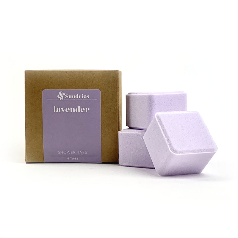 Lavender Shower Tab