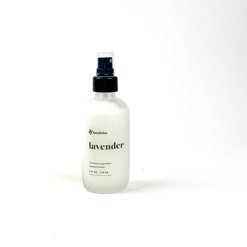 Lavender Essential Room Spray