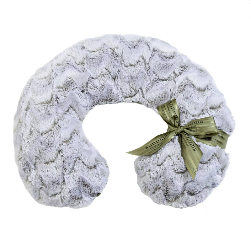 Eucalyptus Neck Pillow Frosted Moss