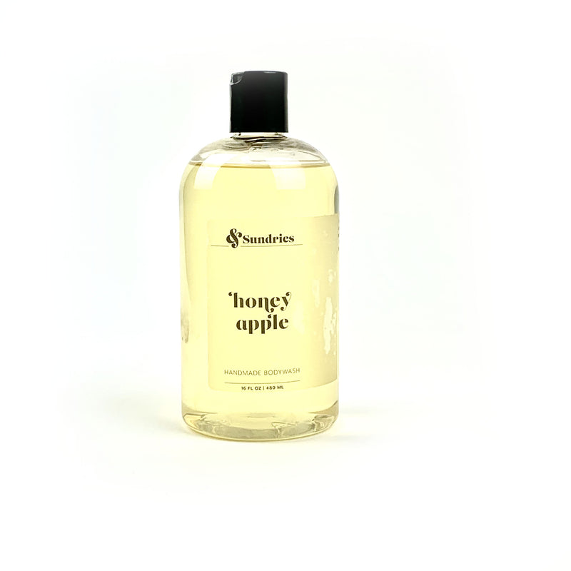 Honey Apple Bodywash