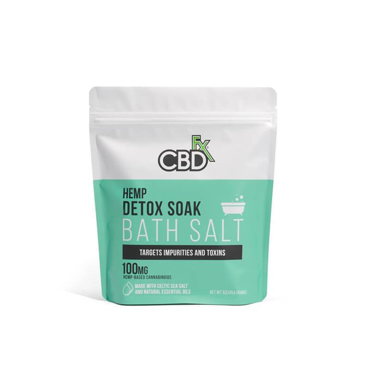 CBD Bath Salt CBDNOL