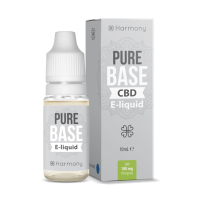 Pure Base CBD E-Liquid - CBDNOL