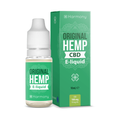 CBD E-Liquid Original Hemp - CBDNOL