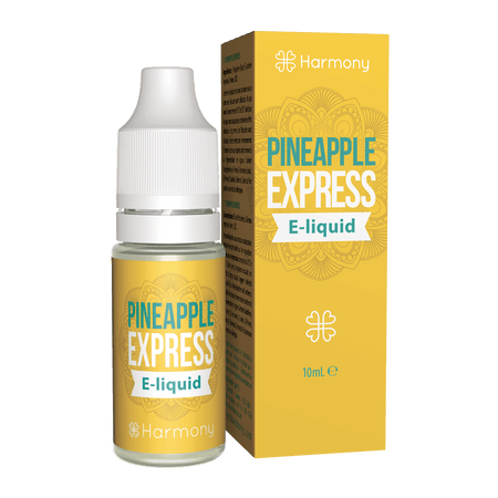 CBD E-Liquid Pineapple Express - CBDNOL