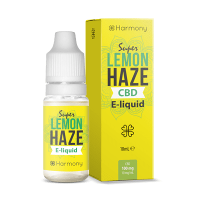 CBD E-Liquid Super Lemon Haze - CBDNOL