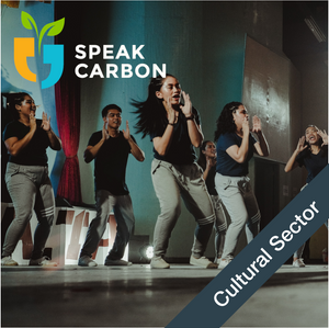 Speak Carbon: <b>Creative & Cultural</b> 22nd April