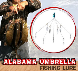 Umbrella Fishing Lure