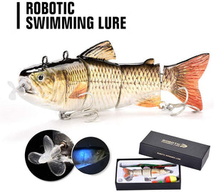 Robotic Swimming Lure Gift Box