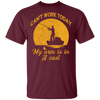 Can't Work Today My Arm Is In A Cast - Plus Sizes Fishing T-Shirt