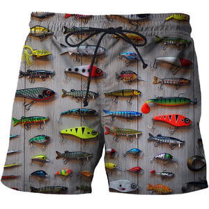 Bait Tank 3 - Fishing Board Shorts
