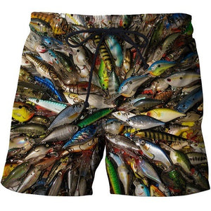 Bait Tank 4 - Fishing Board Shorts