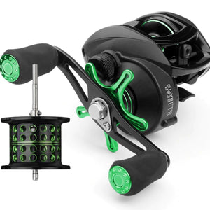 Super Smooth Power Baitcasting Reel