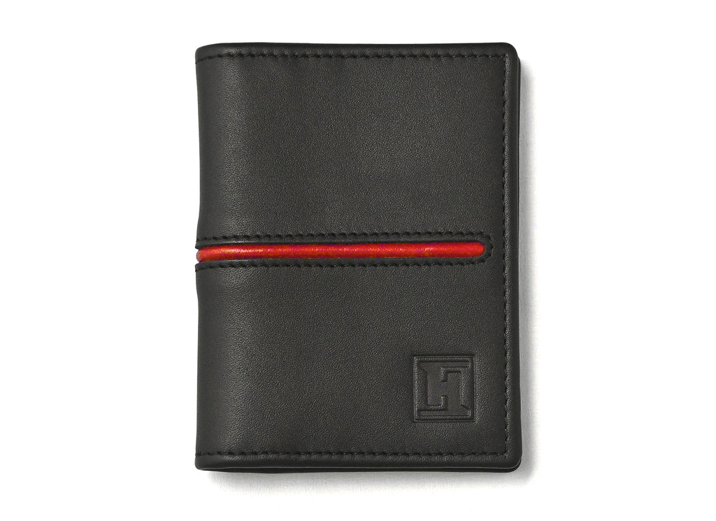 Avant Garde Card Holder (Red)