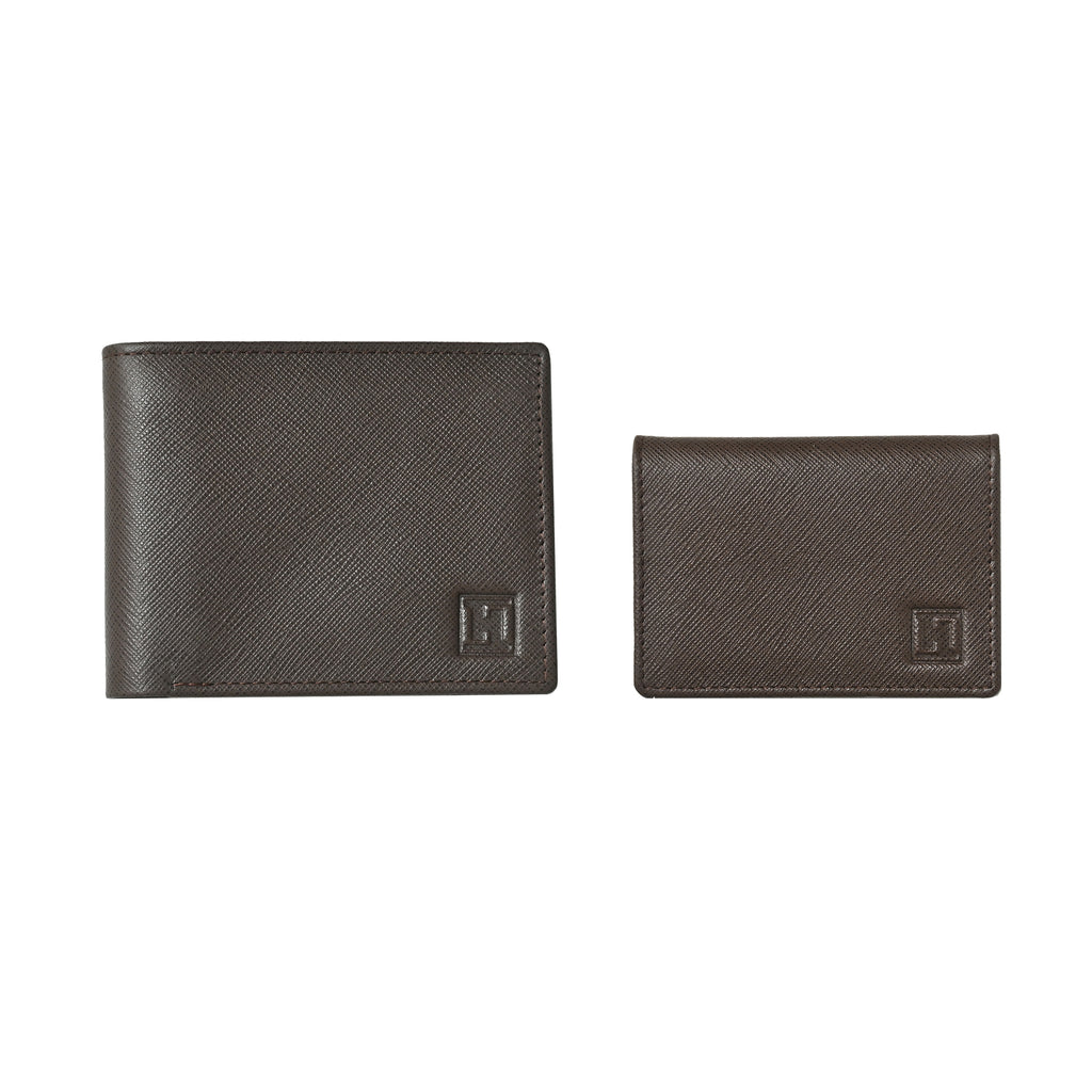 Spirit Wallet & Card Holder (Brown)