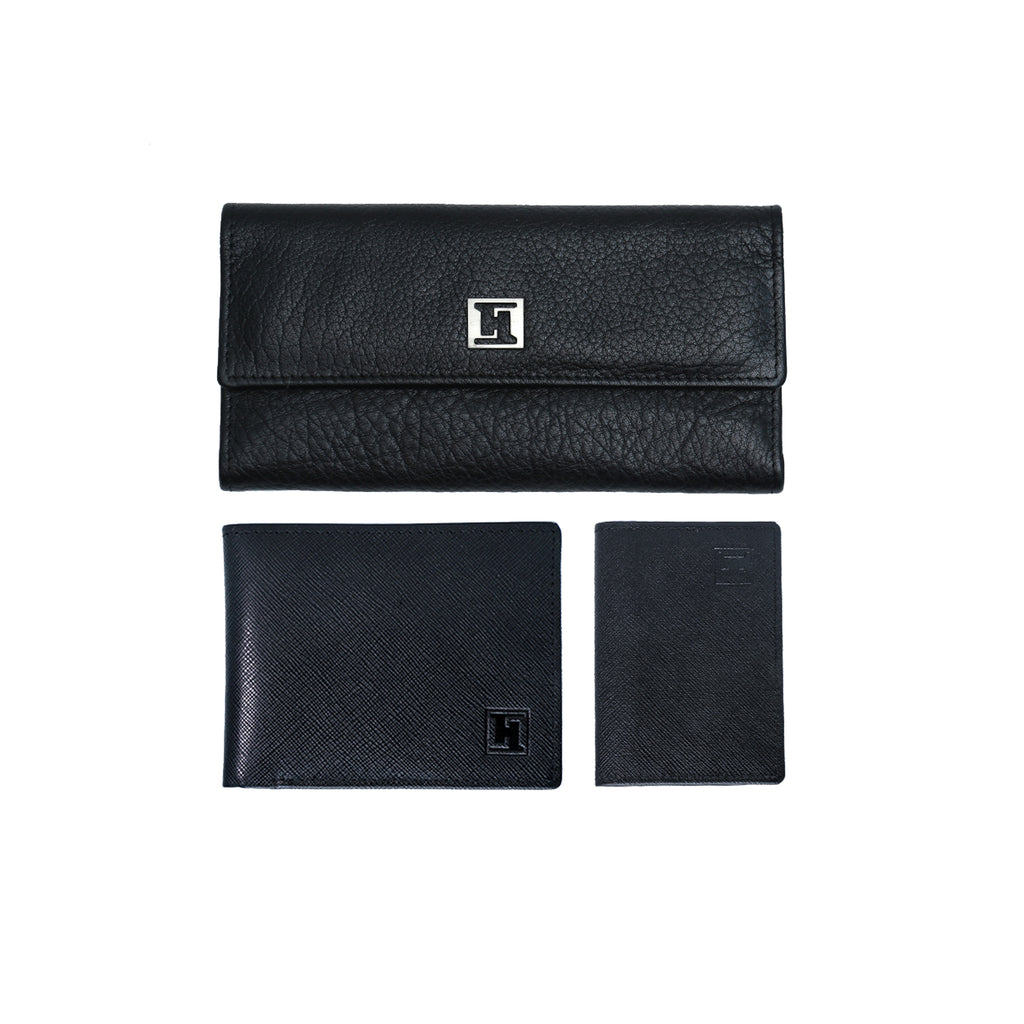 Spirit Wallet, Card Holder & Paradigm (Black)