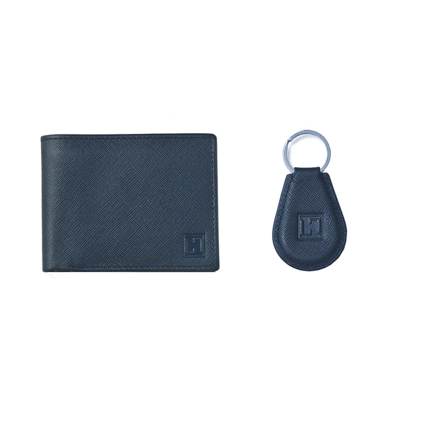 Spirit Wallet & Keychain (Blue)
