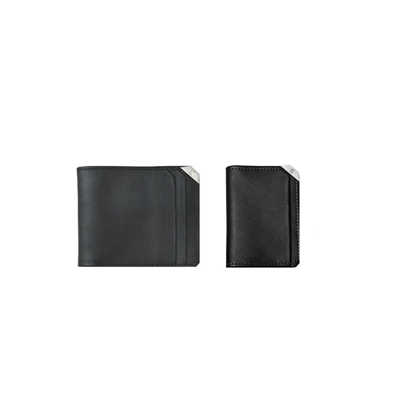 Impulse Wallet & Card Holder Set (Black)