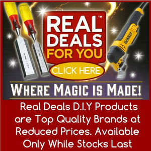 Real Deals on DIY & Tools at Lodges Homevalue