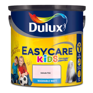 Dulux Kids Easycare Delicate Pink 2.5L