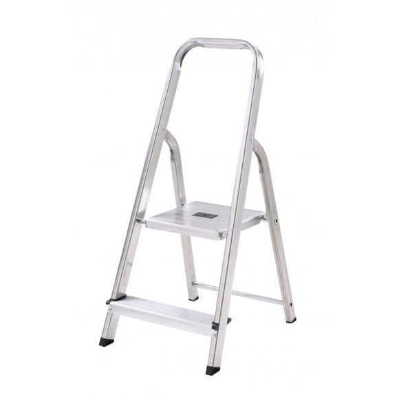 Aluminium Step Ladder 2 Tread