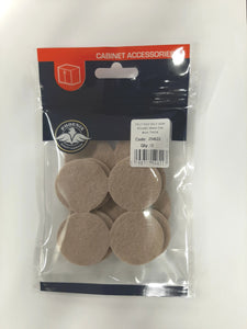 Felt Protective Pads 40mm (12)