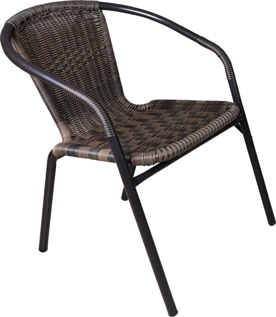 Bistro Rattan Chair Only